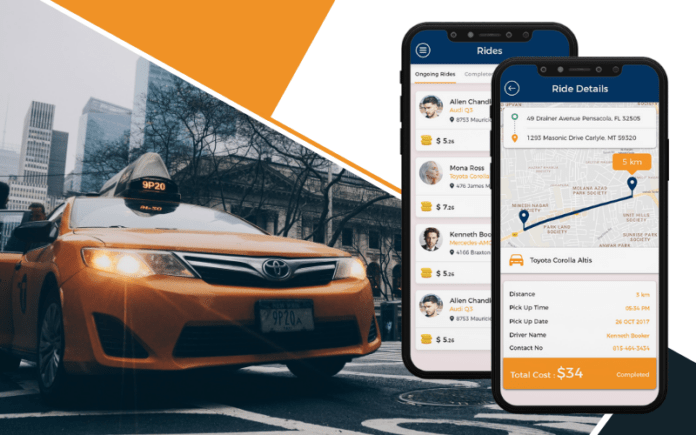 Taxi Business In Uber Clone App